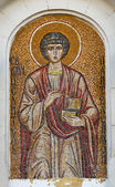 Icon of Saint Pantaleon — Stock Photo