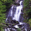 Beautiful waterfall named milky — Zdjęcie stockowe #6323184