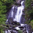 Стоковое фото: Beautiful waterfall named milky