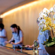 Hotel reception — Stock Photo #6105957