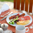 Delicious breakfast — Stock Photo #6464029