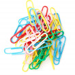 Paper clips — Stock Photo #5742423