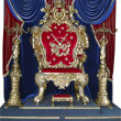 Stock Photo: Royal throne