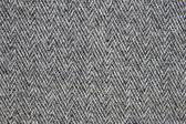 Grey woollen fabric — Stock Photo