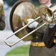 Military band - Stock Photo