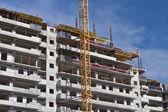 住宅建设 — 图库照片