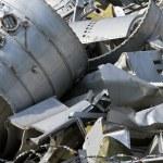 Garbage dump — Stock Photo