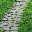 Royalty-Free Stock Photo: Cobblestone pathway