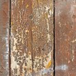 Old weathered boards - Stock Photo
