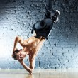 Break dance — Stock Photo #5439330