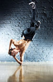 Break dans — Stok fotoğraf
