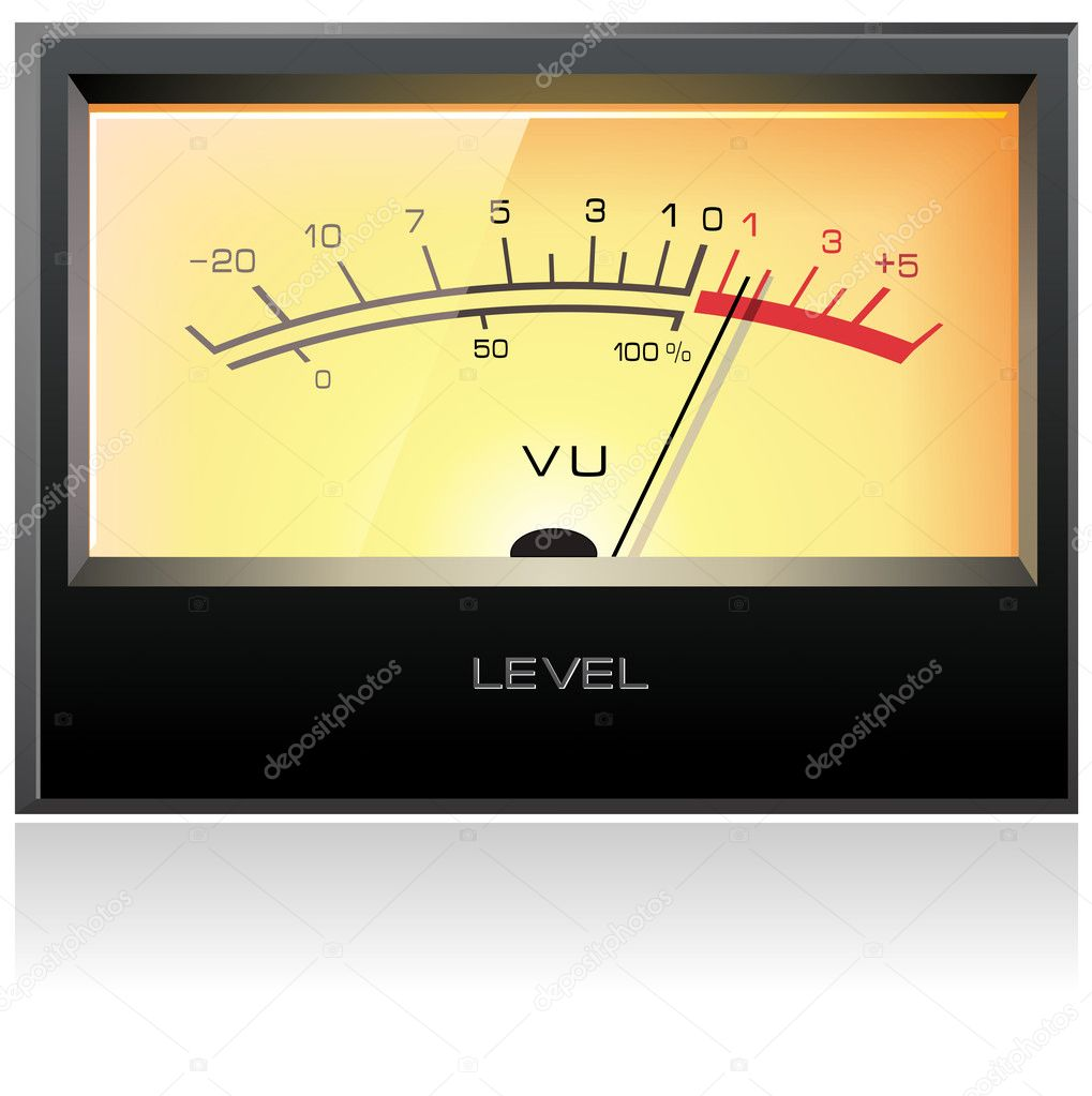 Analog Vu Meter : Mixing rock with kenny gioia from groove cockos