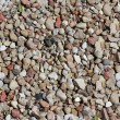 Seamless any color stones texture — Stock Photo