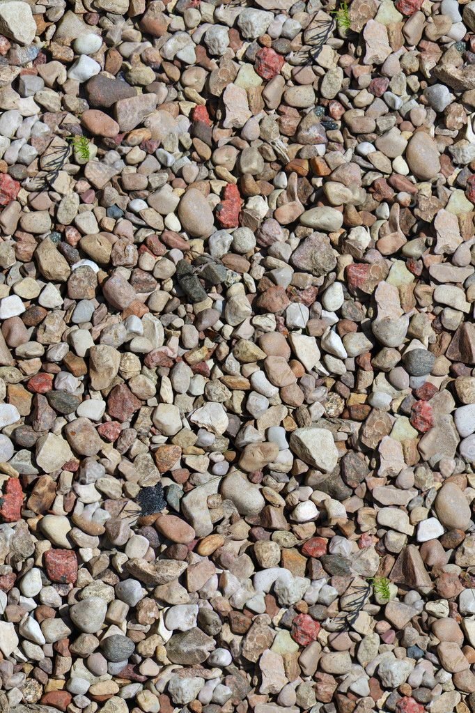 Seamless any color stones texture for your work — Stock Photo #6439626