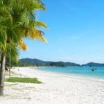 Cenang beach, Langkawi, Malaysia — Stock Photo #5482500