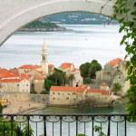Budva old town — Stock Photo #6032552
