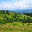 Carpathian mountains, Ukraine — Stock Photo