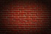 Vieux mur de brique — Photo