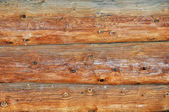 Aged wooden logs — Stock Photo