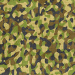 Camouflage fabric — Stock Photo #5436402