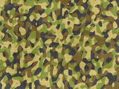 Camouflage fabric — Stock Photo
