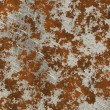 Stock Photo: Rust metal