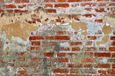 Old brickwork wall — Stock Photo