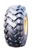 Tractor new tyre — Stock Photo