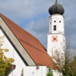 Church St. Martin in Miltach, Bavaria, Germany — Stock Photo