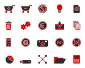 Web icons — Stock Photo