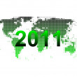 World map 2011 — Stock Photo #5485908