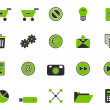 Web icons — Stock Photo #5957723