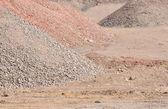 废石堆 — 图库照片