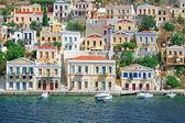 Griekenland. eiland Simi — Stockfoto