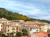 Italia. toscana. cortona — Foto de Stock