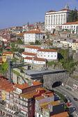 Portugal. Porto city. Old historical part of Porto — Stock Photo