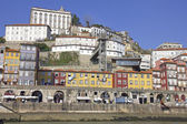 Portugal. Porto city. Old historical part of Porto — Foto Stock