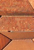 Portugalia. miasto porto. historyczne starego porto. dachy — Zdjęcie stockowe