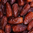 Dried date fruits - Stock Photo