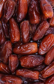 Dried date fruits — Stock Photo