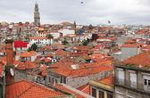 Portugal. porto. vista aérea — Foto Stock