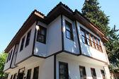 Turquía. ciudad de antalya. casa tradicional — Foto de Stock