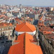 Portugal. Porto. Aerial view over the city Portugal. Porto. Aerial view ove - 