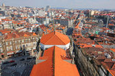 Portugal. Porto. Aerial view over the city Portugal. Porto. Aerial view ove — Stock Photo