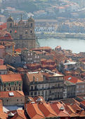Portugal. Porto. Aerial view over the city — Stock Photo