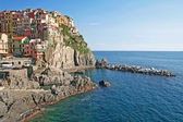 Italy. Cinque Terre region. Manarola village — Stock Photo