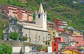 Italia. cinque terre. riomaggiore — Foto de Stock