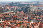 Portugal. Porto. Aerial view over the city — Stock Photo