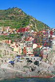 Italy. Cinque Terre. Manarola — Stock Photo
