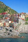 Italy. Cinque Terre. Manarola — Stock Photo
